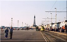 SD3035 : Blackpool by Brendan and Ruth McCartney