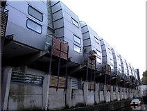TQ2984 : Camden Residences by Alan Simkins