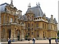 SP7316 : Waddesdon Manor by Pam Brophy