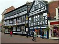 SJ6552 : Half timbered building by Andy and Hilary