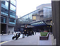 TQ3281 : Barbican Silk Street by Alan Simkins