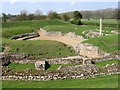 TL1307 : Roman theatre at Verulamium by Rob Hinkley
