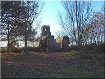 SD3604 : Lydiate Chapel by Gary Rogers