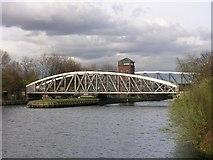 SJ7697 : Barton, Manchester by Keith Williamson
