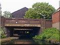 SP1090 : Erdington Hall Bridge by Nick Atty