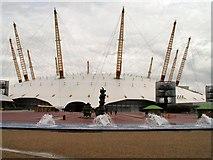 TQ3980 : Millennium Dome by Chris J Dixon