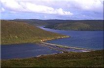 HU4472 : South Ayre, Dales Voe by Anne Burgess