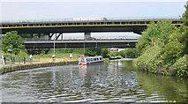 SK3990 : Tinsley Viaduct, near Sheffield by Martin Clark