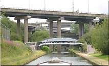 "SP0990 : ""Spaghetti Junction"", Birmingham by Martin Clark"