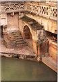 ST7564 : Sacred Springs Roman Baths, Bath by D Williams