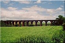 SK7409 : John O'Gaunt Viaduct by Nick Leverton