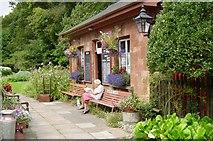 ST1137 : Stogumber Station by Ann Hodgson