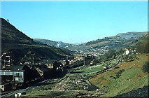 SO1804 : Ebbw Vale 1978 by Val Vannet