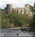 NZ0416 : Barnard Castle by Ben Gamble