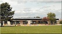 SK3832 : Oakwood Infant School, Derby by Chris J Dixon