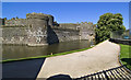 SH6076 : Beaumaris Castle by phil smith