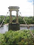 NJ8902 : Shakkin' Brig, Cults, Aberdeen by Lizzie