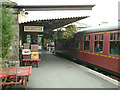 SX0766 : Bodmin Railway Station by Stephen Dawson