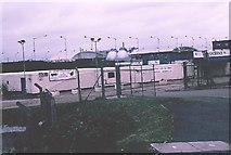 SU7070 : Reading Greyhound Stadium by Rosalind Mitchell