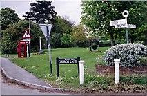 SU7377 : Dunsden Green by Rosalind Mitchell
