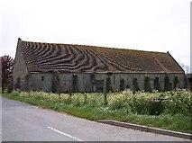 SO7723 : Tithe Barn Hartpury by Bob Embleton