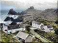 SW6813 : Kynance Cove by Richard Johns