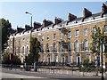 TQ3682 : Mile End Road, London by David Rayner