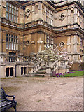 SK5339 : Wollaton Hall by Rob Bradford