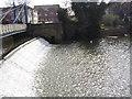 SP3265 : Weir On The Leam by Rob Bradford