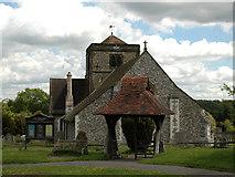 TQ2856 : St Margaret Chipstead by John Barrett