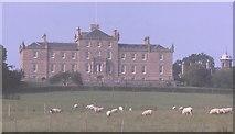NH9955 : Darnaway Castle by Anne Burgess
