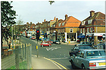 TQ0987 : The Centre of Ruislip. by Ron Hann