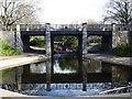 NJ9304 : Lower Pond Bridge by Craig Burgess
