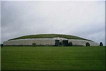 O0072 : Newgrange by Nigel Callaghan