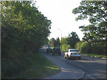 SE5653 : View down the A59 into York by Martin Norman