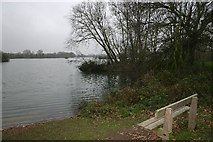 SP2095 : Kingsbury Water Park by Angella Streluk