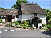 SX9268 : The Thatched Tavern. Maidencombe Torquay by William Ward
