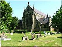 NZ2774 : St. John the Baptist, Annitsford by Mick Garratt