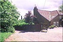 SU8179 : Knowl Hill by Rosalind Mitchell