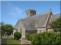 SW3834 : Pendeen Church by Sheila Russell