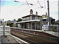 TL4652 : Shelford Station by David Lamkin