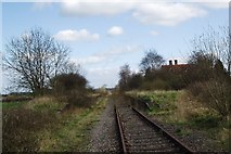 SP7327 : Verney Junction Station by Hywel Williams