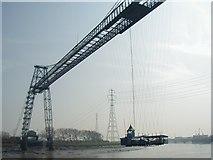 ST3186 : Newport Transporter Bridge by Hywel Williams
