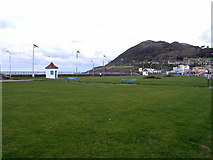 O2718 : Bray sea front by Andy Beecroft