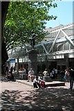 SU1484 : Statue of Isambard Kingdom Brunel by Martyn Pattison