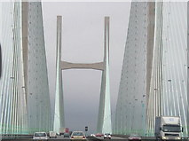 ST5186 : Second Severn Crossing by gj