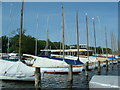 TG3016 : Yachting Club, Wroxham Broad by GaryReggae