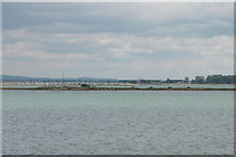 SU6903 : Bakers Island, Langstone Harbour. by Martyn Pattison