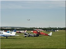 SU8578 : White Waltham Airfield by Phil Smith