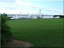 NZ2721 : Electronic Factory by Mick Garratt